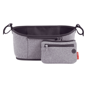 SKIP HOP Kinderwagen-Organizer heather grey