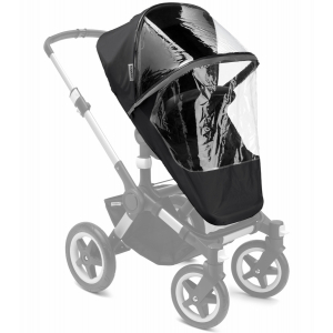 BUGABOO High Performance Regenverdeck Black