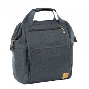 LÄSSIG Goldie Backpack anhracite
