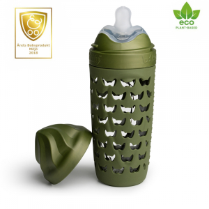 HEROBILITY HeroEcoBottle 320ml Forestgreen