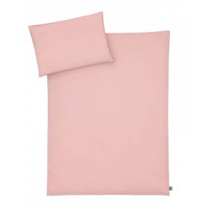Zoellner Bettwaesche 100/135 Pique Blush
