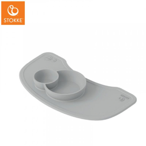 ezpz by STOKKE Placemat für Tripp Trapp Tray Soft Grey