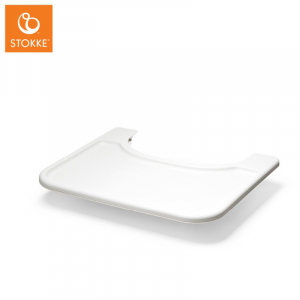 Stokke Steps - Tray in Weiss