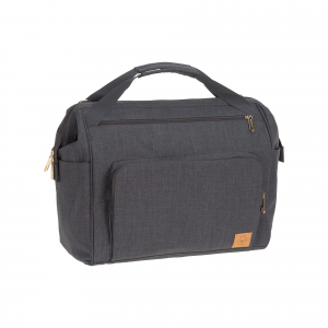 LÄSSIG Goldie TWIN Backpack anthracite
